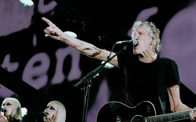 Roger Waters se posiciona a favor de Nicolás Maduro