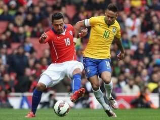 Vitórias sobre França e Chile, no final de março, ajudaram o Brasil a subir na lista de melhores seleções da Fifa