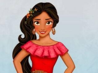 Disney apresenta sua primeira princesa latina, Elena de Avalor