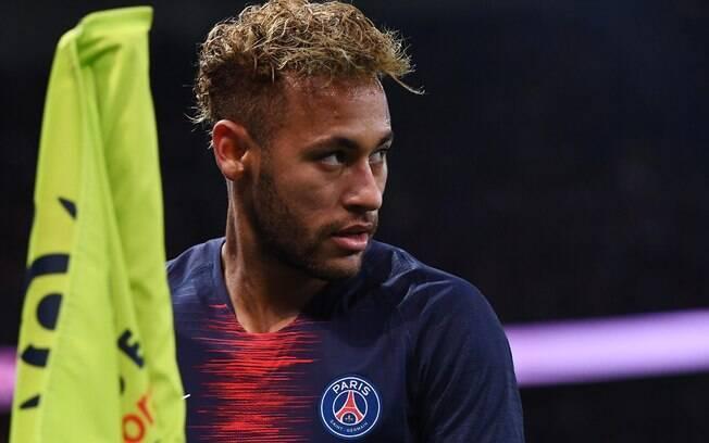 Neymar deve deixar os planos do Real Madrid após polêmica