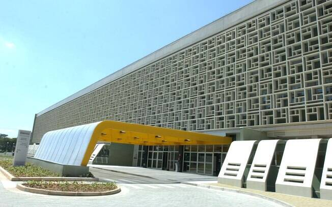 Hospital do M'boi Mirim, na zona sul da capital
