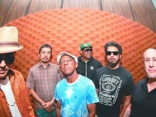 Gravação. Nação Zumbi voltou ao estúdio nos últimos dois ano para gravar 11 faixas do novo disco