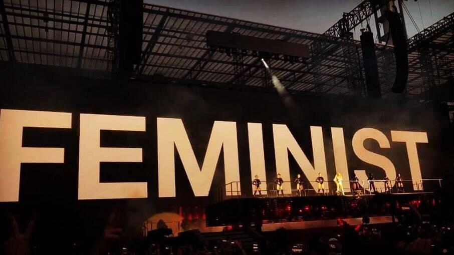 Feminist Beyonce