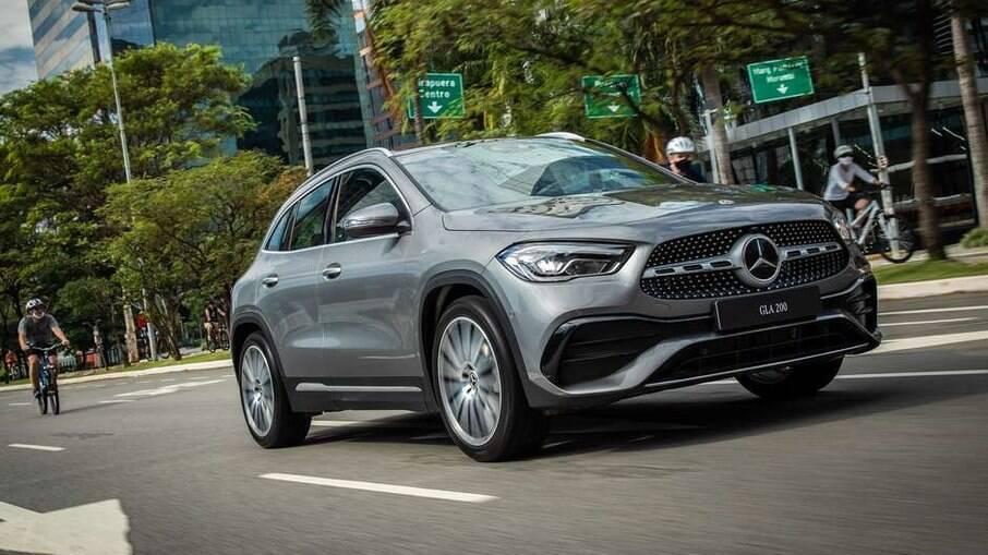 Mercedes GLA 200 AMG Line:  depois de virou importado, modelo chega ao Brasil com preço mais de 54% acima do anterior