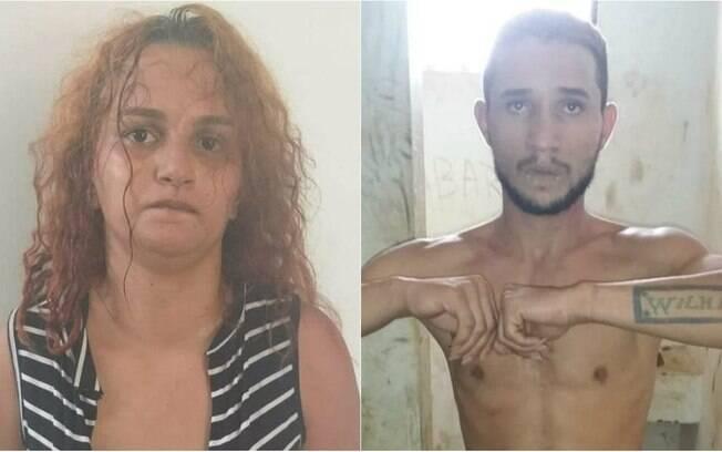 Casal foi preso em flagrante por matar menina de dois anos