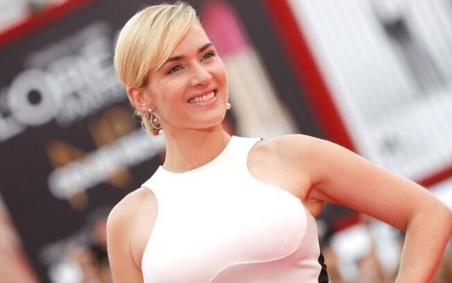 Kate Winslet contesta rostos falsos criados por cirurgiões e esteticistas