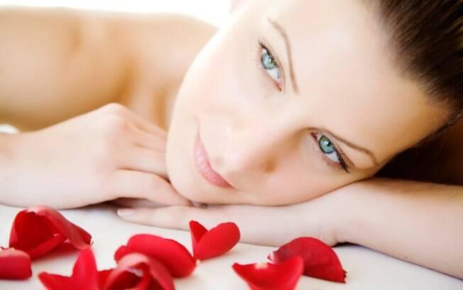 Rosas são usadas em cosméticos e perfumes