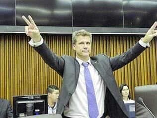 Léo Burguês, que é candidato a deputado, nega interesse eleitoreiro