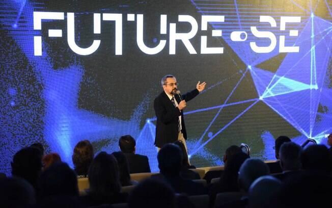 Programa Future-se foi apresentado pelo chefe do MEC, Abraham Weintraub, no dia 17 de julho