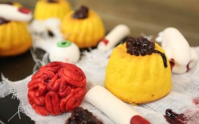 Shopping promove entrega de doces para crianças no Halloween