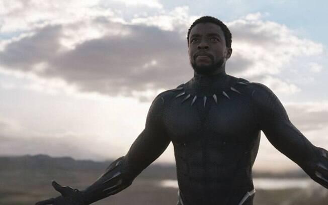 Pantera Negra é o 1º filme de super-herói indicado a Melhor Filme no Oscar