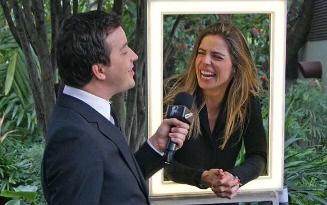 Daniella Cicarelli rebate Ronaldo sobre quebradeira em mansão: 'não foi bem assim'