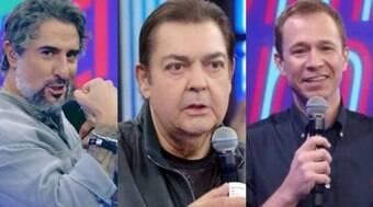 Mion, Faustão, Leifert: as trocas que abalaram a TV aberta em 2021