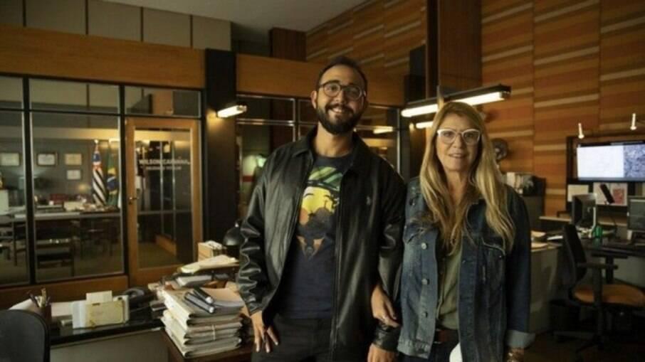 Raphael Montes e Ilana Casoy escreveram filmes do caso Richtofen e 'Bom Dia Verônica'