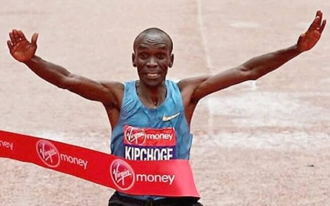 Quênia é conhecido por ter grandes atletas campeões nas competições de de atletismo