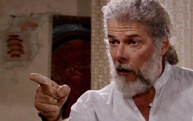 Griselda revela a Pereirinha que Tereza Cristina tentou matar Amália