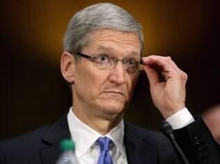 Tim Cook, CEO da Apple, afirma que empresa prepara lançamentos em novas linhas de produto
