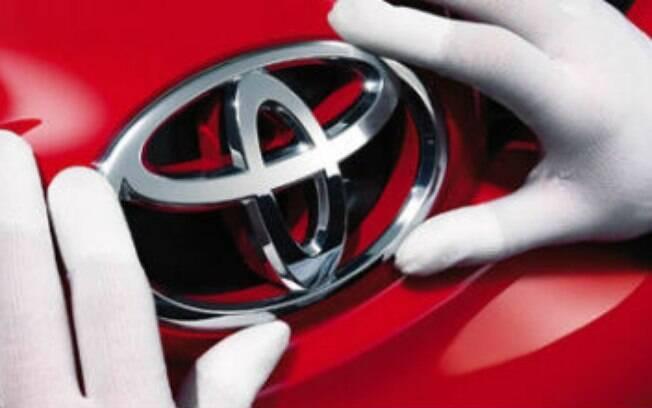 Marca Toyota fica mais bem posicionada entre as fabricantes de automóveis