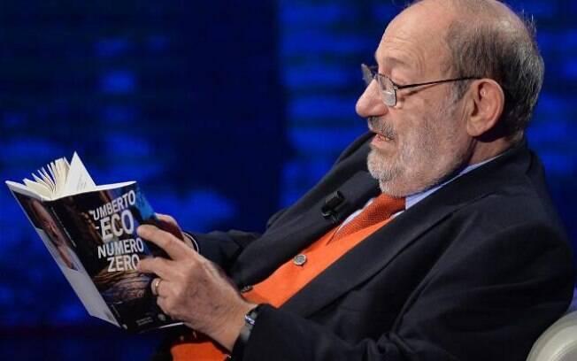 Umberto Eco fala sobre o seu livro
