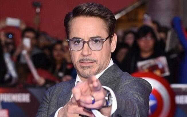 Robert Downey Jr., o Homem de Ferro, deu um carro personalizado para Chris Evans com detalhes do Capitão América