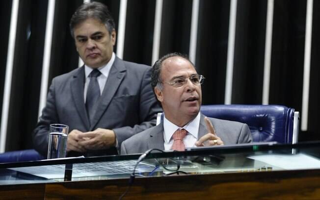 O senador Fernando Bezerra (PE) é um dos indicados do PSB para compor a comissão do impeachment no Senado. Foto: Moreira Mariz/Agência Senado