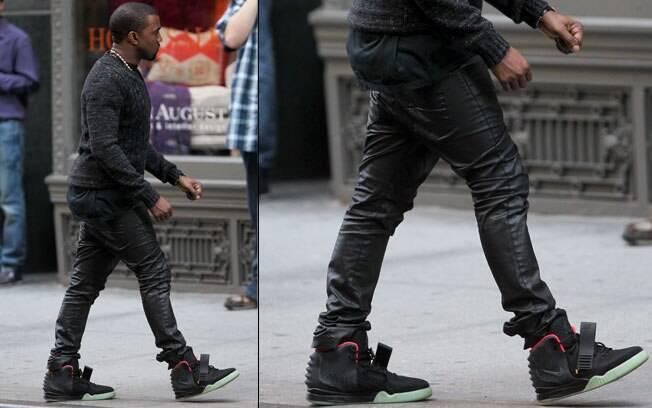 Kanye West e seu tênis de R$ 162 mil. Vale?