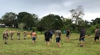PF revida ataque e troca tiros com garimpeiros em terra Yanomami