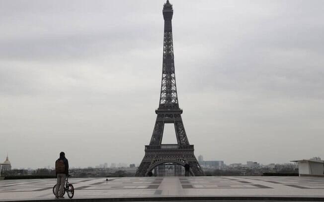 Paris França coronavírus
