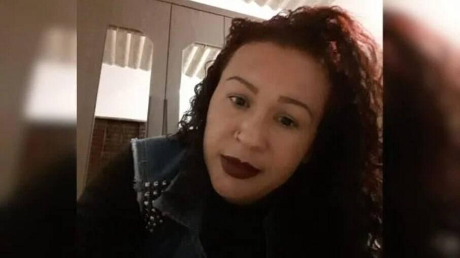 Leidenaura, 37 anos, foi vítima de feminicídio no Distrito Federal