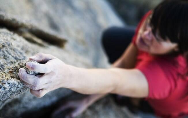 O que faz você se motivar e não desistir de uma meta, mesmo diante das dificuldades?
