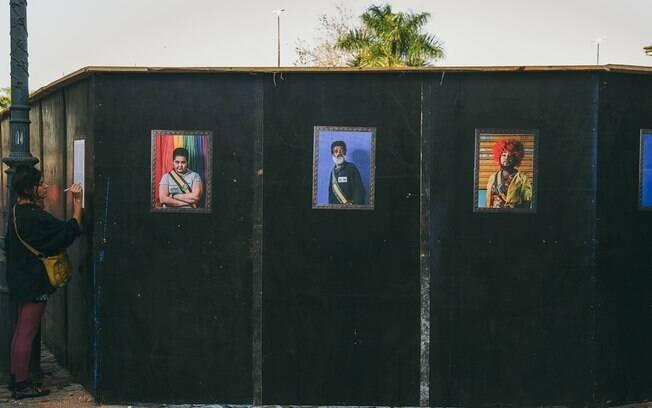 Projeto fotográfico reconfigura Presidentes do Brasil