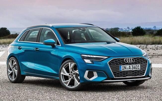 Novo Audi A3: O modelo mais em conta a surgir depois da fabricante estabelecer suas inovações para a década