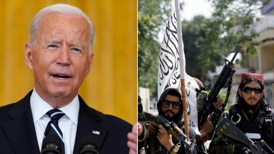Governo americano trabalhará em recalibrar sua relação com o Talibã após a retomada do governo afegão