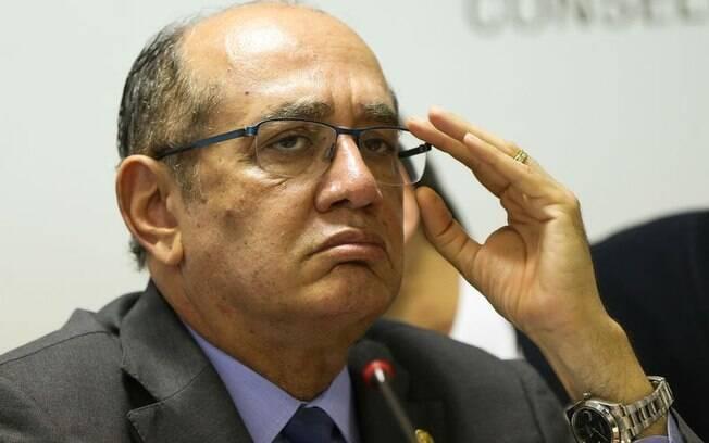 Ministro Gilmar Mendes tem tomado várias decisões que vão contra  o que o povo brasileiro mais pede, a justiça