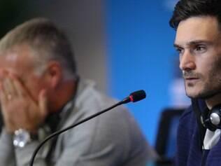 Hugo Lloris prega respeito com a Suíça na prévia do embate entre as seleções, na Arena Fonte Nova