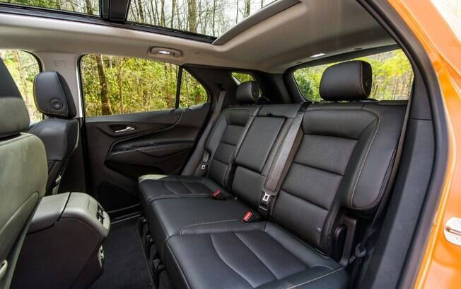 chevrolet equinox premier suv supers nico confira a avalia o testes ig. Black Bedroom Furniture Sets. Home Design Ideas