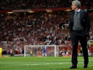 Para Mourinho, não é necessário pânico: