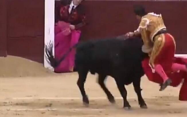 Namorado de sobrinha do rei da Espanha foi chifrado por touro durante festival