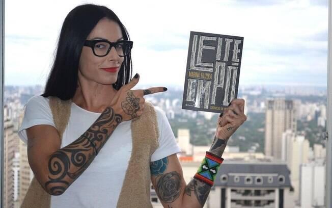 Marina Filizola: Chega um certo momento que a droga para minha vida e eu olho de frente para ela e tomar uma decisão: 'Ou eu morro, ou eu tento sobreviver'