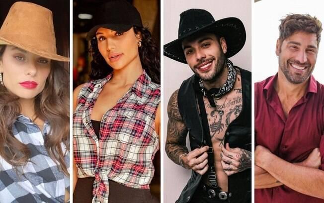 A Fazenda 13: romance de Liziane com ex-BBB, treta com Galisteu e mutirões de fãs de Anitta agitam reality