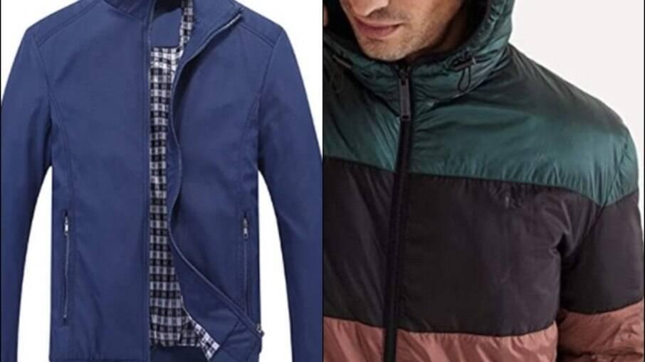 Presentear seu pai com uma jaqueta pode ser uma boa