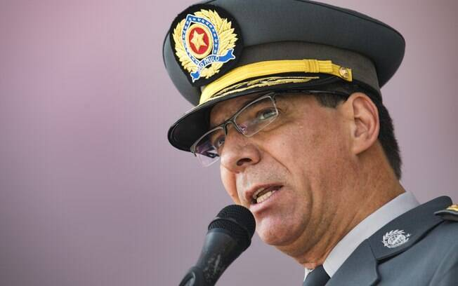 Coronel Nivaldo Restivo, secretário da Administração Penitenciária