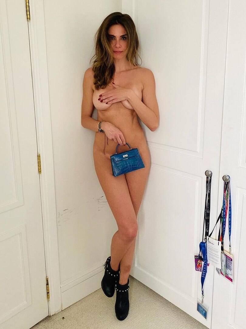 Ana Maria Braga Fotos Nua totalmente nua, luciana gimenez ostenta corpão e brinca com