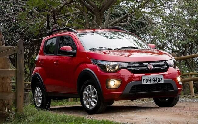 Além do Fiat Argo, outro modelo da marca italiana está entre os destaques das vendas de fevereiro