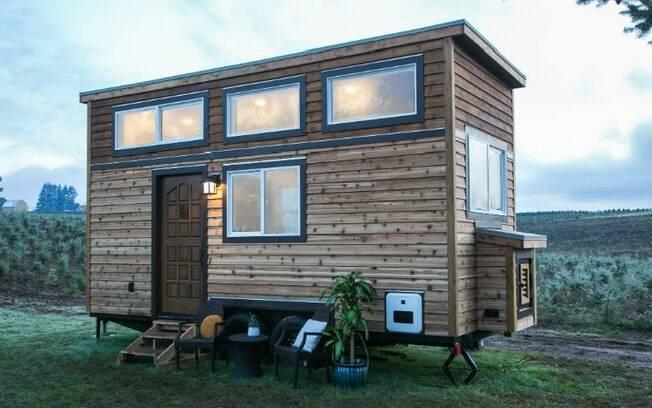Além do projeto de casa barata, a empresa conta com outros projetos pré-definidos, além dos originais
