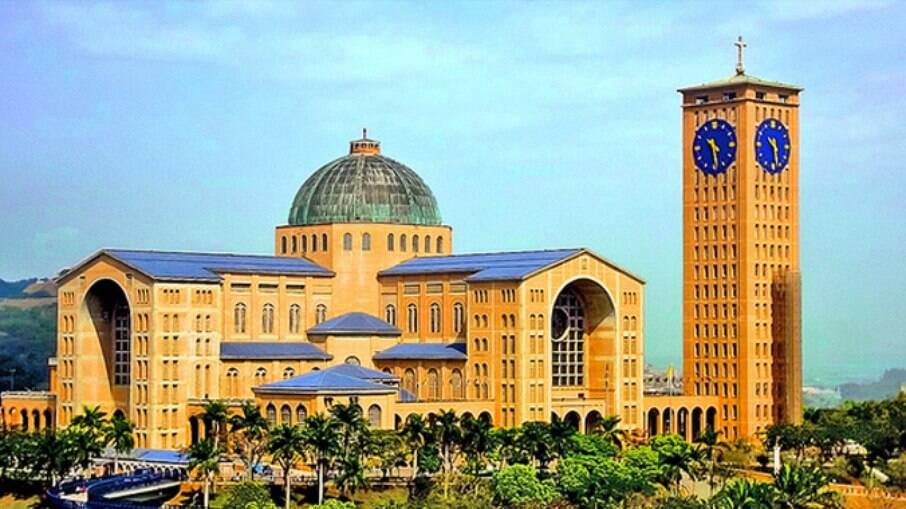 Basílica Nova de Nossa Senhora Aparecida