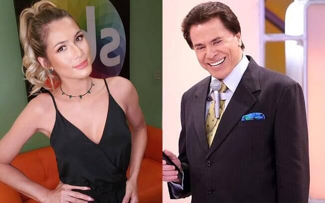 Lívia Andrade diz que não é protegida de Silvio Santos
