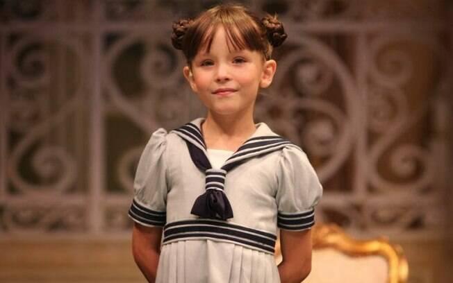 Larissa Manoela mostrou talento musical na peça 3addb4a35e