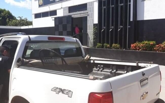 Vice-prefeito que cometeu crime eleitoral é flagrado por polícia transportando eleitores em Carrasco Bonito