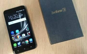 Zenfone 3 conta com processador rápido e muito espaço na memória